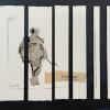 An-adventure-Mixed-media-on-paper-framed-art-work-420x420mm