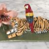 Tiger-parrot