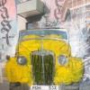 In my dream I had a yellow car